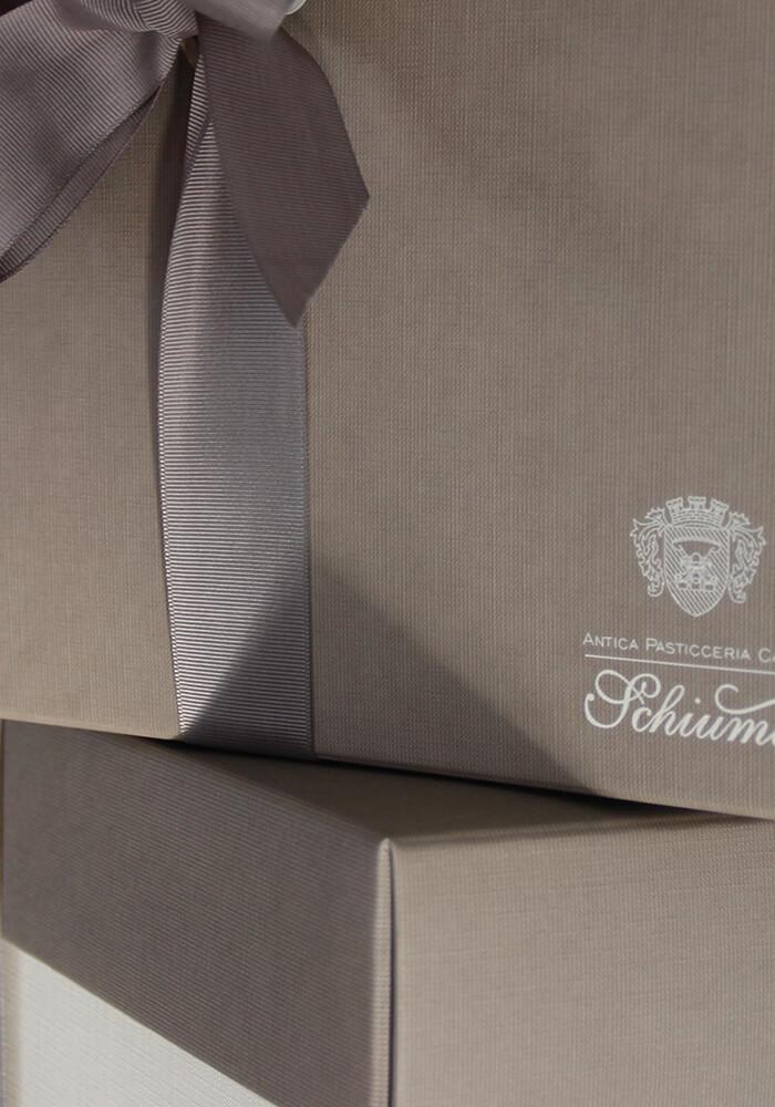 Personalizzazione laser scatole