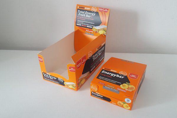 Packaging esposizione