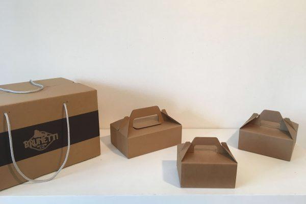 Scatole per food delivery